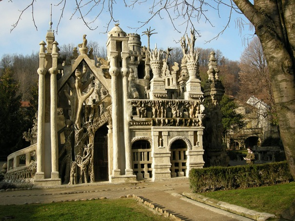 Ferdinand Cheval Palace, also known as Ideal Palace (France)