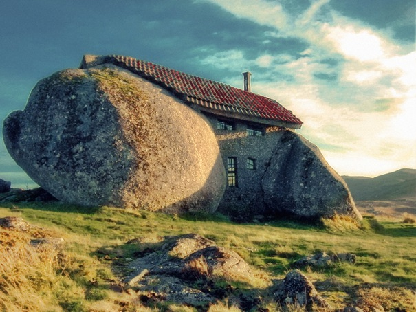 Stone House (Guimaraes, Portugal)
