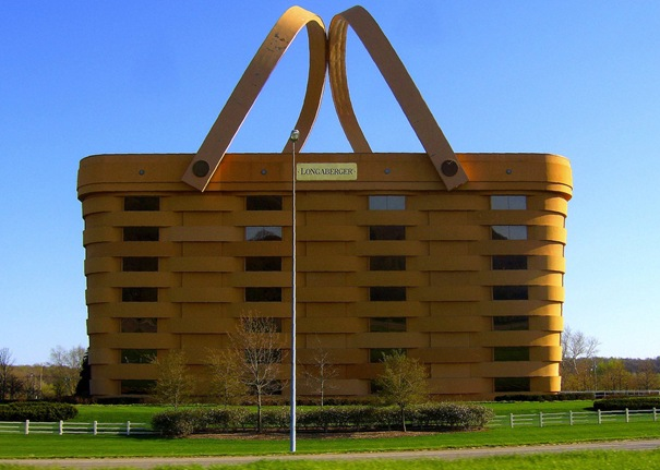 The Basket Building (Ohio, United States)
