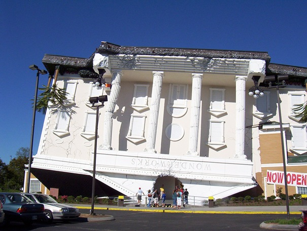 Wonderworks (Pigeon Forge, TN, United States)